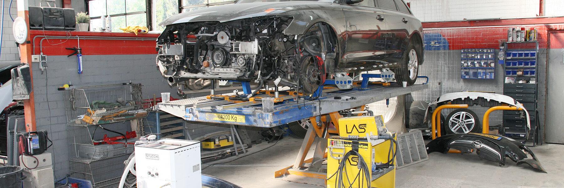 bedrijf autoschade herstel vervoort