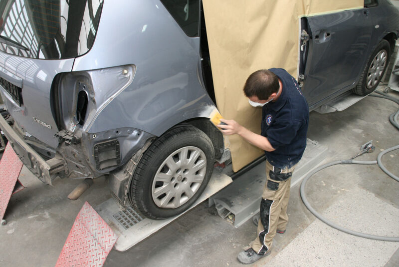 autoschade herstel vervoort