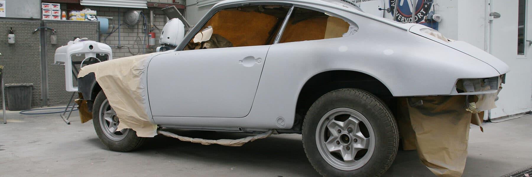 oldtimer restauratie autoschade herstel vervoort