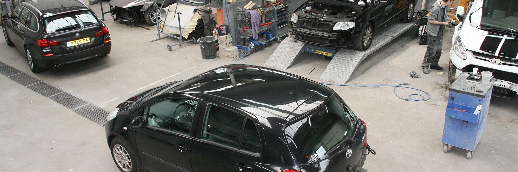 werkplaats autoschade herstel vervoort